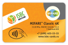 ������������� ����� MIFARE Classic 4 Kbyte ISO Card (7byte UID)